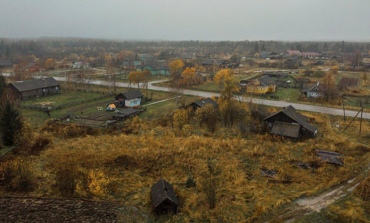 قرية روسية - نيويورك تايمز