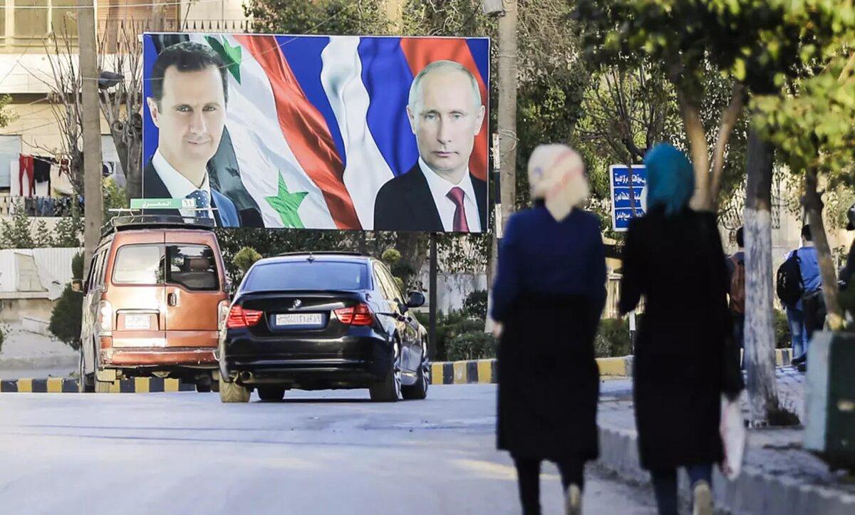 لافتات في سوريا - مواقع التواصل