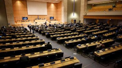 Photo of شبكة حقوقية: نتائج لا تحمد عقباها لانتخاب روسيا والصين لعضوية مجلس حقوق الإنسان مجدداً