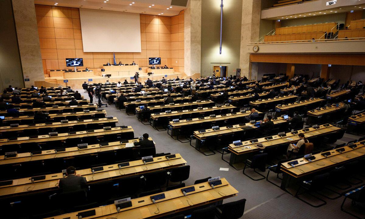مجلس حقوق الإنسان - وكالات