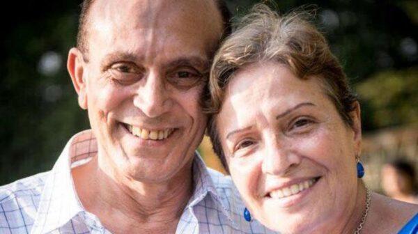 محمد صبحي مع نيفين رامز