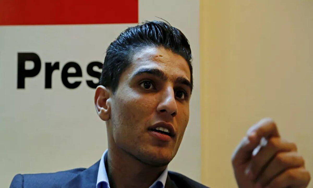 محمد عساف - أسوشيتد برس