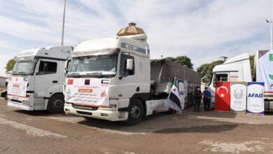 Photo of مساعدات كويتية للسوريين في تل أبيض وشانلي أورفا