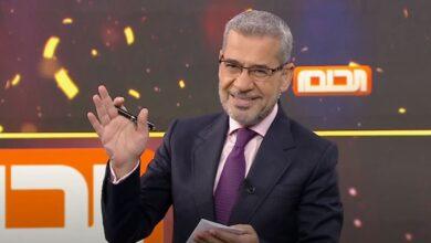 """Photo of عتاب طريف ما بين مصطفى الآغا وجومانا مراد، والأول يعلق: """"إذا انتِ ما دلعتي.. مين يدلع"""" (فيديو)"""
