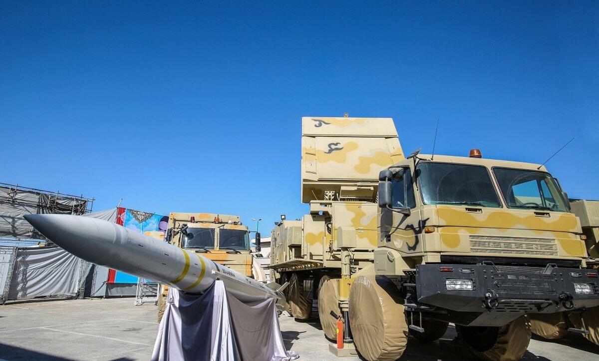 منظومات إيرانية للدفاع الجوي - مواقع التواصل
