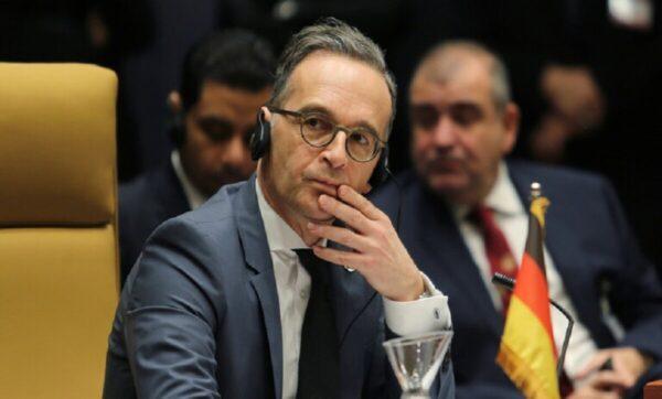 وزير الخارجية الألماني هايكو ماكس