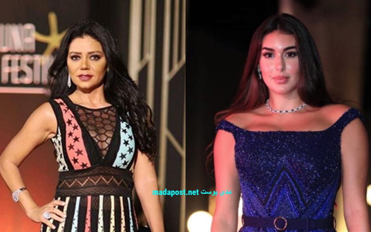 ياسمين صبري مع رانيا يوسف
