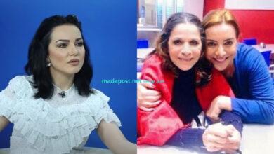 Photo of شكران مرتجى ابنة سامية الجزائري في مسلسل الكندوش.. وصفاء سلطان تعتذر! (صور)