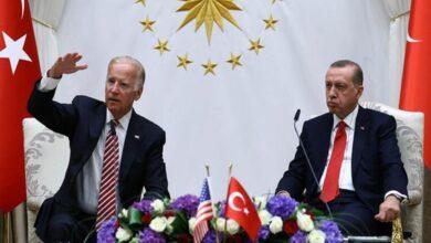 Photo of أول رسالة من أردوغان إلى بايدن بعد فوزه بالرئاسة الأمريكية