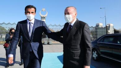 Photo of تميم بن حمد آل ثاني يزور تركيا و10 اتفاقيات جديدة بين البلدين