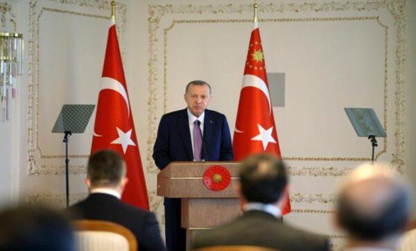 رجب طيب أردوغان  أردوغان يعلن قرارات جديدة وعاجلة في تركيا لاحتواء كورونا