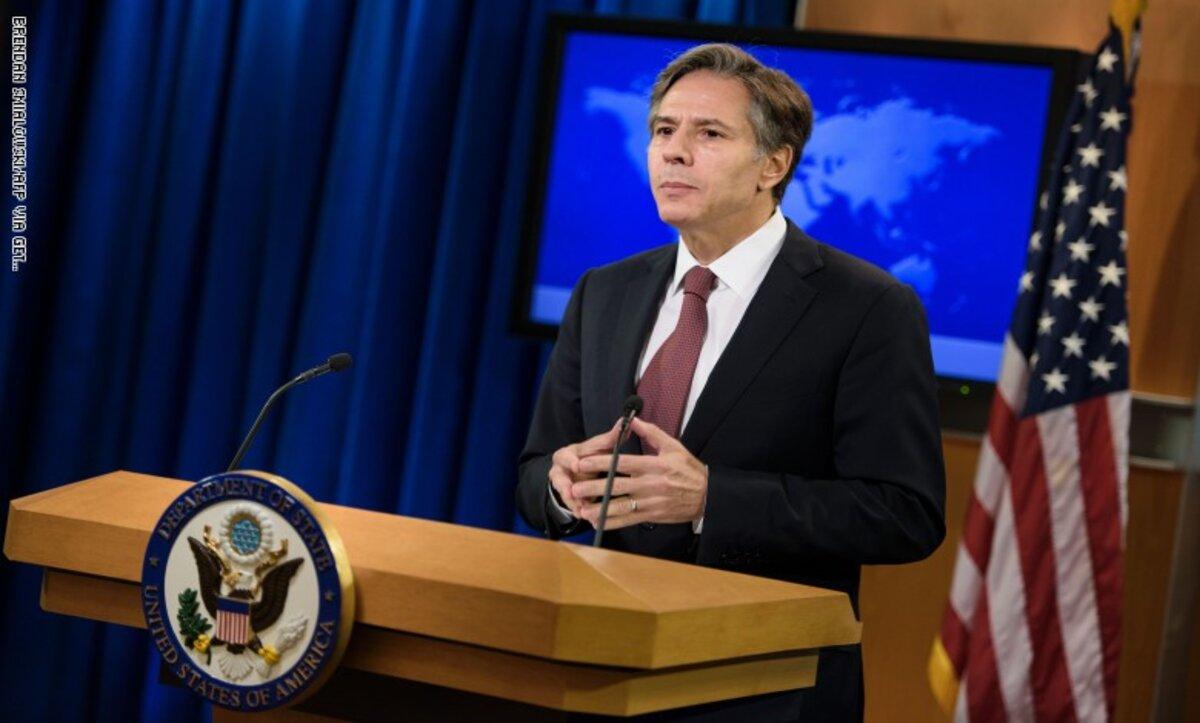 أنتوني بلينكن - وزير الخارجية الأمريكي المحتمل في عهد بايدن
