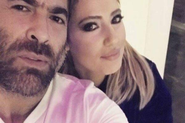 أنجيلا بشارة مع وائل كفوري
