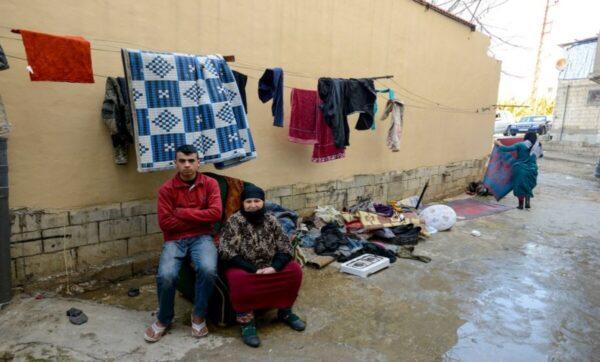 أوضاع اللاجئين في لبنان