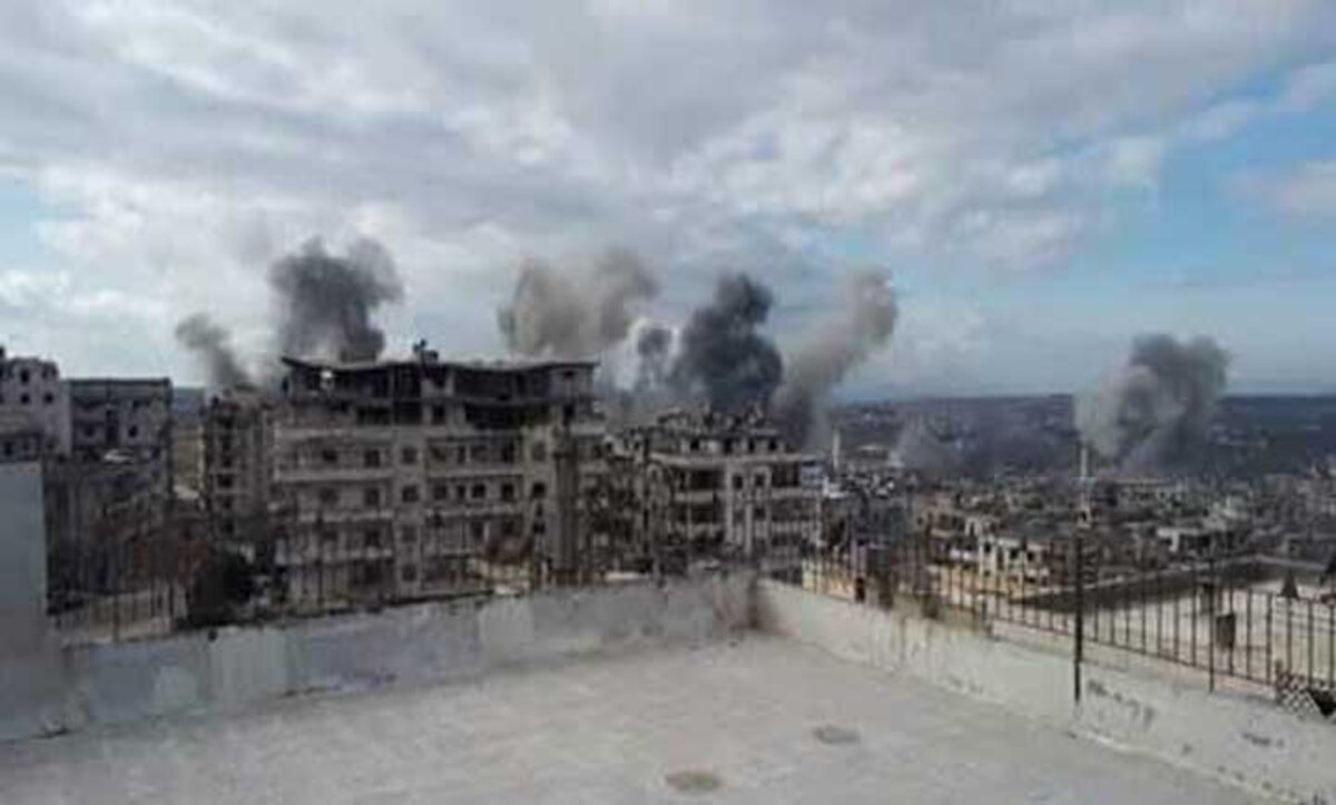 إدلب الشمال السوري