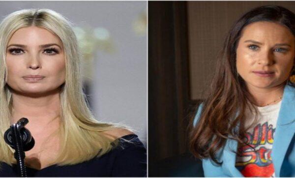 إيفانكا ترامب وآشلي بايدن