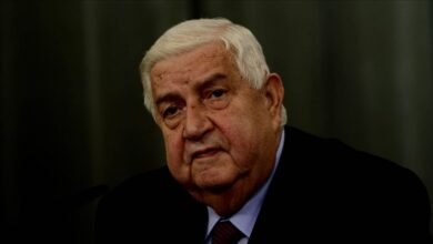 Photo of وفاة وليد المعلم وزير خارجية النظام السوري