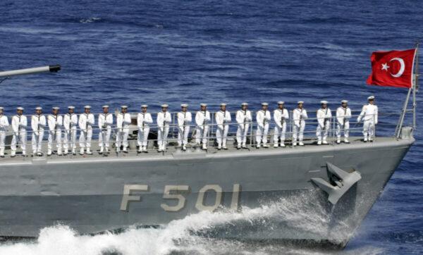 البحرية التركية - وكالات  تقرير: لهذه الأسباب يجب على دول الناتو إصلاح علاقاتها مع تركيا