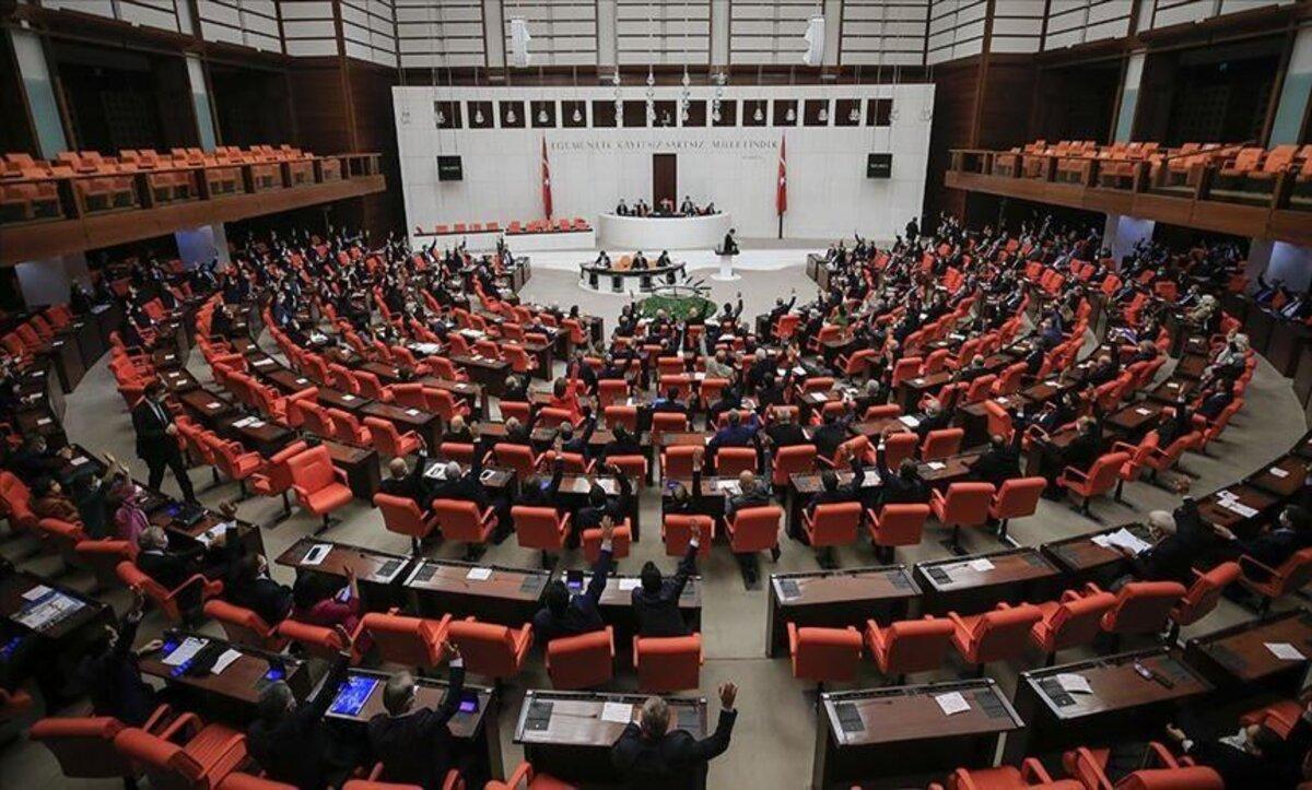 البرلمان التركي - الأناضول