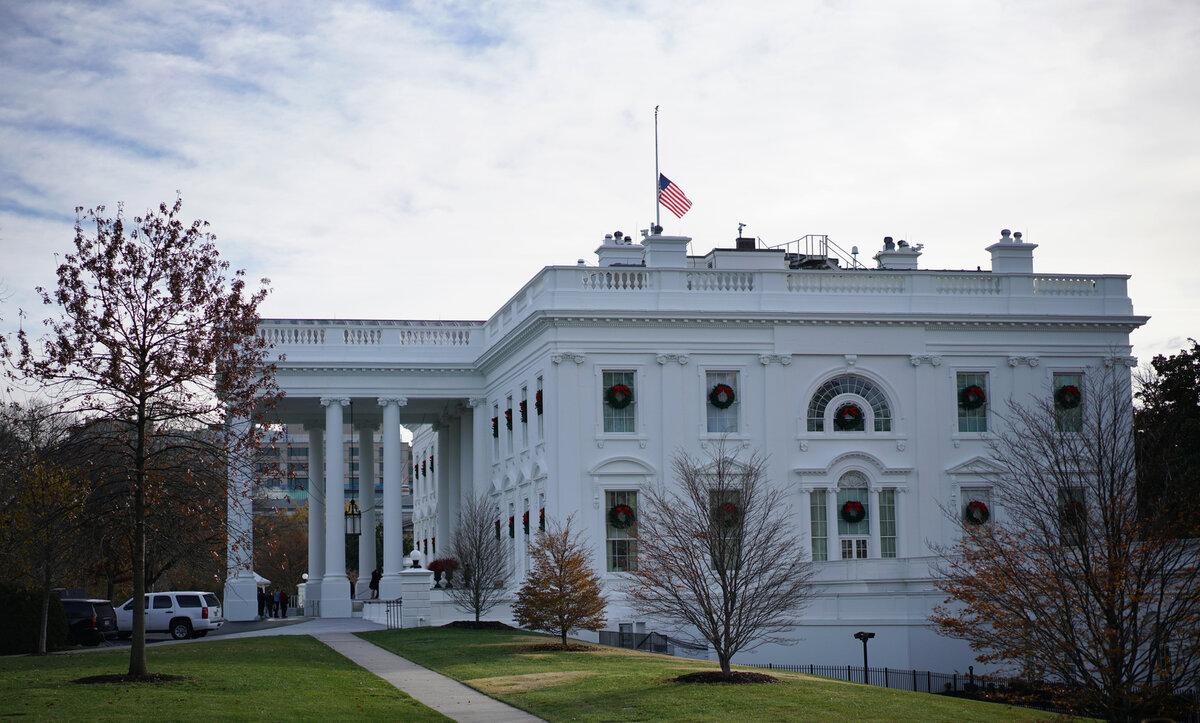 البيت الأبيض وكالات