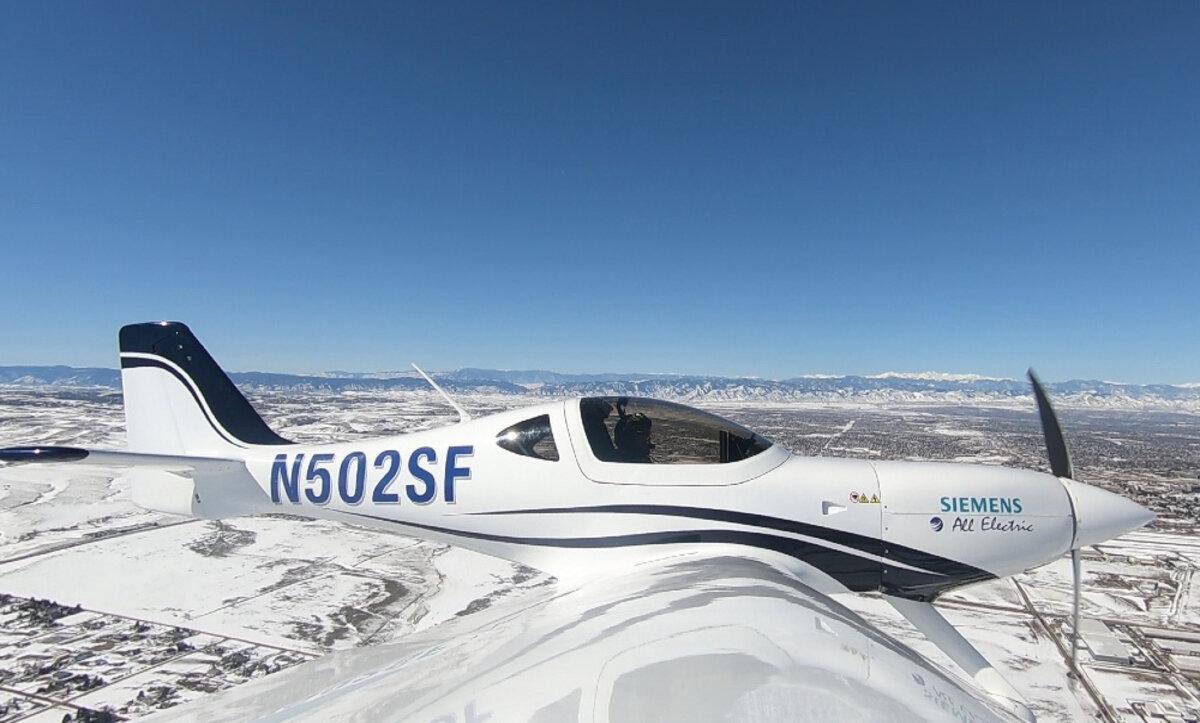 التكسي الجوي الطائر الكهربائي -وكالات