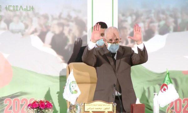 الجزائر - مواقع التواصل