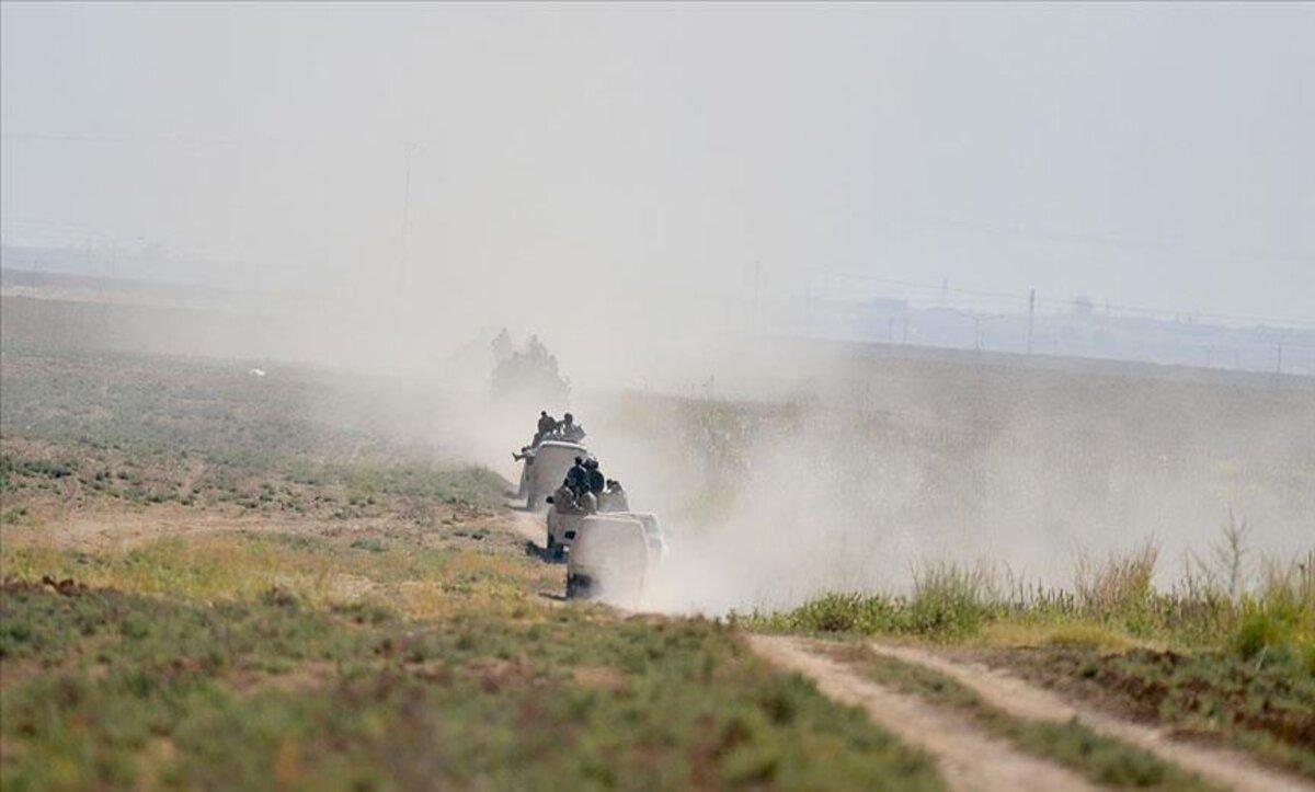 الحدود السورية التركية - مناطق نبع السلام