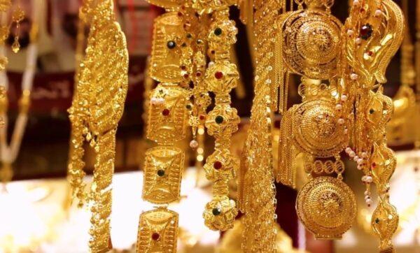 الذهب- مواقع التواصل