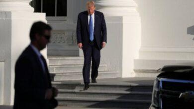 Photo of دونالد ترامب : عندما يصدّق المجمع الانتخابي على فوز بايدن سأغادر البيت الأبيض