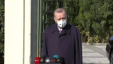 Photo of أردوغان يحث شعبه على الالتزام بالتدابير الوقائية ويدلي بتصريحات حول الاستثمارات في تركيا