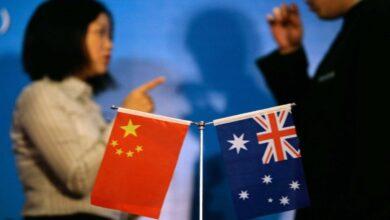 Photo of أستراليا تطالب الصين بالاعتذار بسبب تغريدة