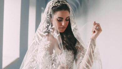 Photo of بالفيديو..لقطات من حفل زفاف درة..رقصة رومانسية مع عريسها، وآسر ياسين يشعل الأجواء