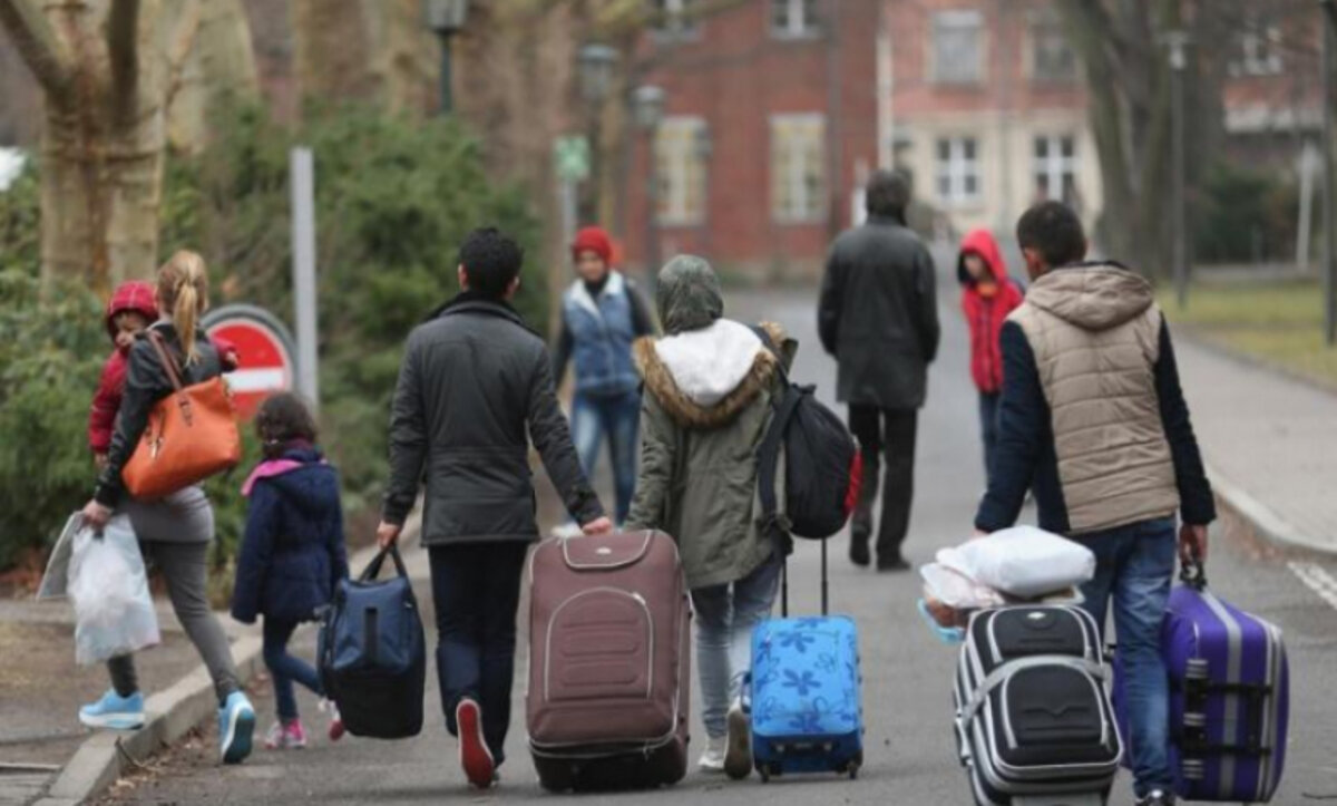 اللاجؤون في ألمانيا - وكالات