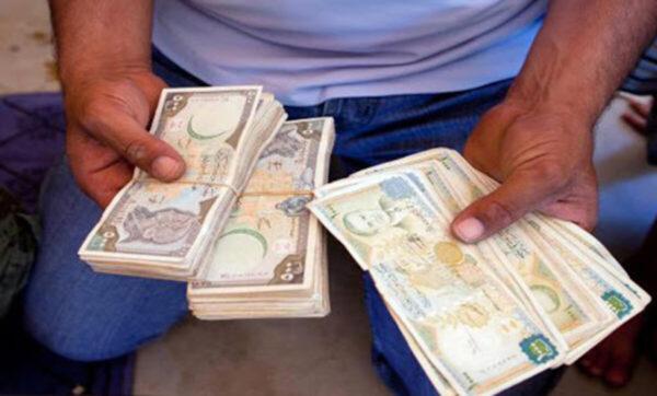أسعار العملات مقابل الليرة السورية الأربعاء 09 12 2020
