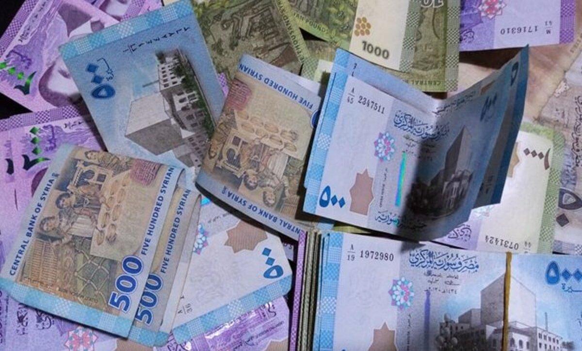 أسعار العملات مقابل الليرة السورية 07 11 2020