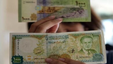 Photo of الليرة السورية تواصل الانخفاض مقابل العملات الخميس 05 11 2020