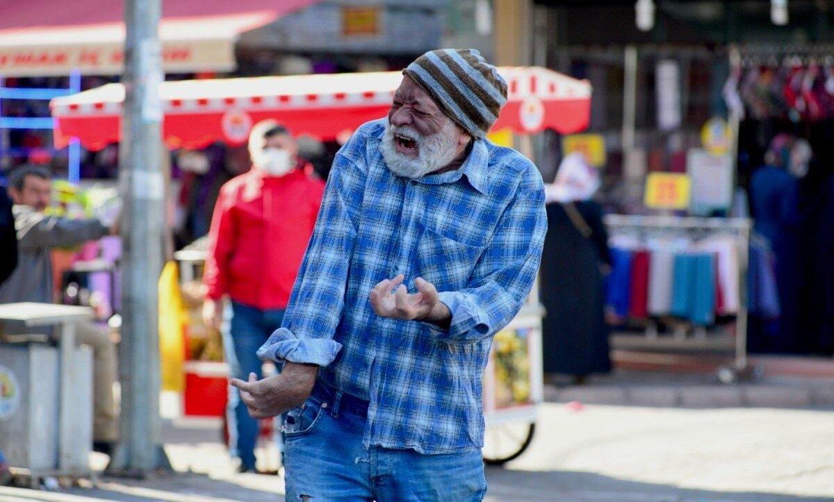 الممثل التركي حسين - أضنة