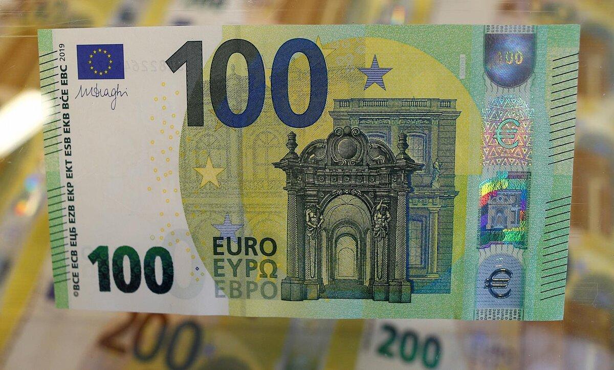 اليورو الأوربي - نعبيري