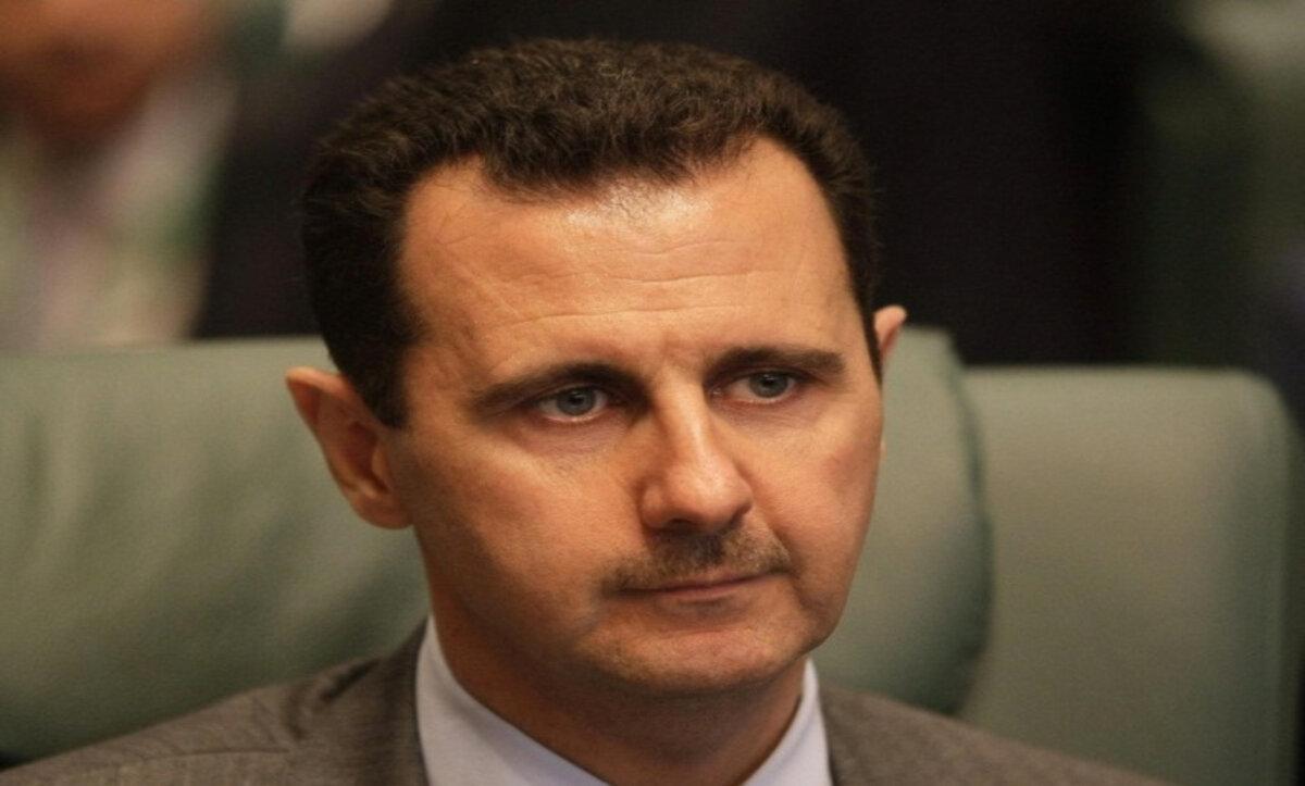 بشار الأسد - مواقع التواصل