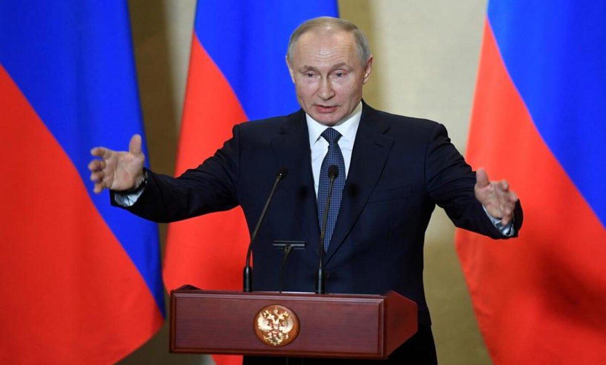 فلاديمير بوتين - مواقع التواصل