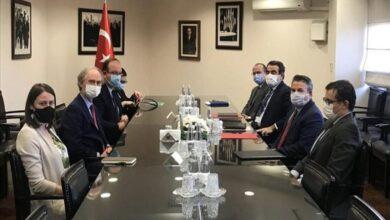 Photo of مباحثات تركية أممية حول سوريا وهذا ماناقشته