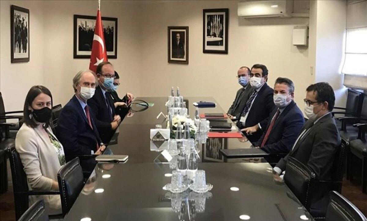 بيدرسون في تركيا - الأناضول