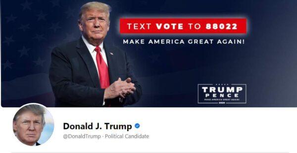 ترامب ومواقع التواصل