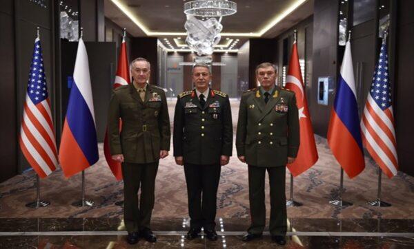تركيا تدعو لفتح صفحة جديدة في العلاقات مع أمريكا وتوضح مصير علاقاتها بروسيا