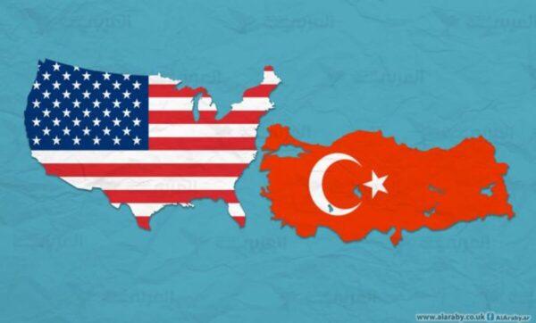 تركيا وأمريكا - وكالات