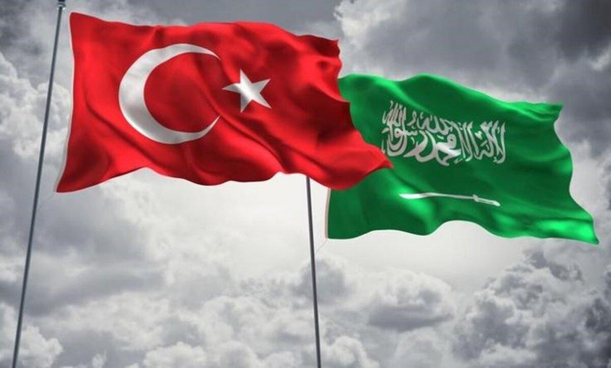 تركيا والسعودية - مواقع التواصل