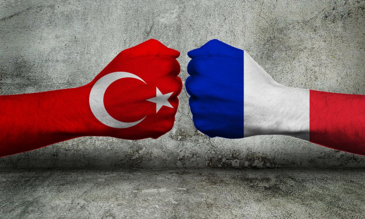 تركيا وفرنسا - الجزيرة