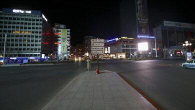 Photo of شوارع تركيا تخلو من زوارها مع بدأ تطبيق تدابير كورونا