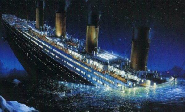 قصة سفينة تيتانيك ورسالة المسافر البطل التي بيعت بالمزاد في بريطانيا (فيديو)