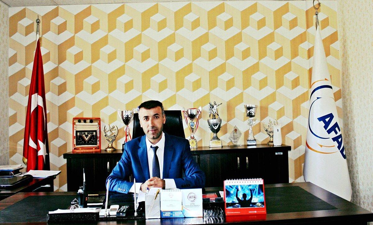 جلال دمير - مدير مخيم نيزب للاجئين السوريين